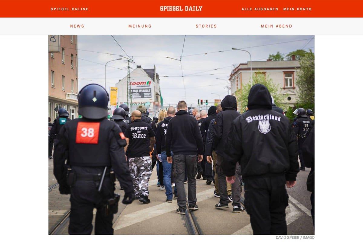 2017 Spiegel Daily