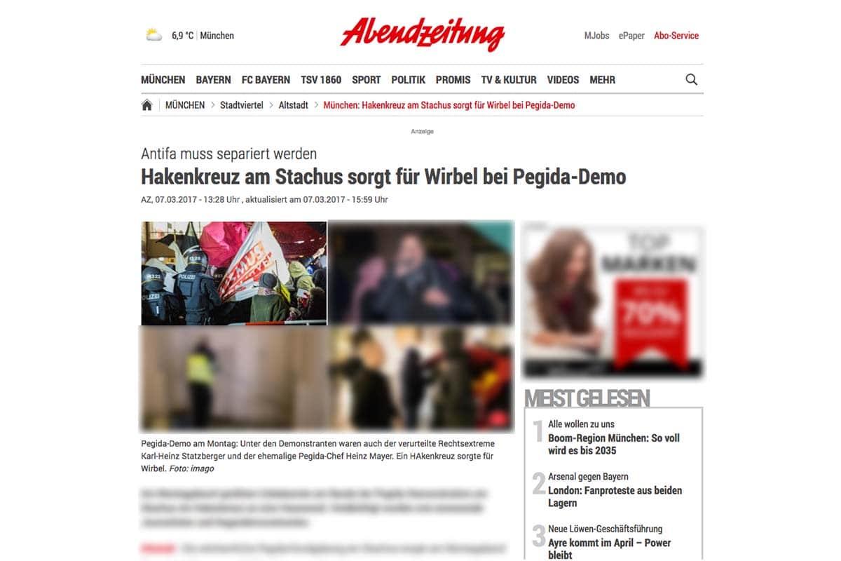 07.03.17 Abendzeitung