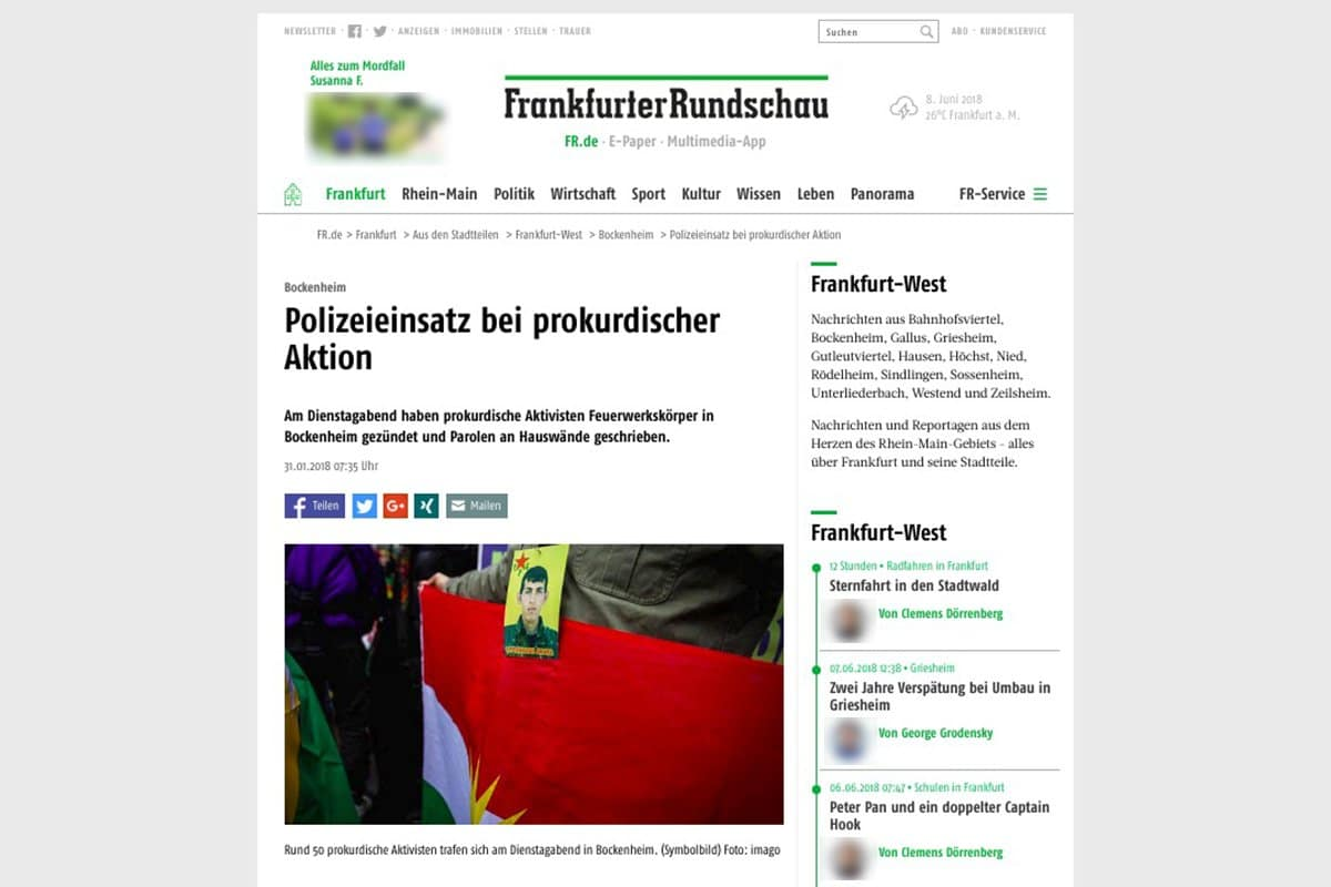 31.01.18 Frankfurter Rundschau