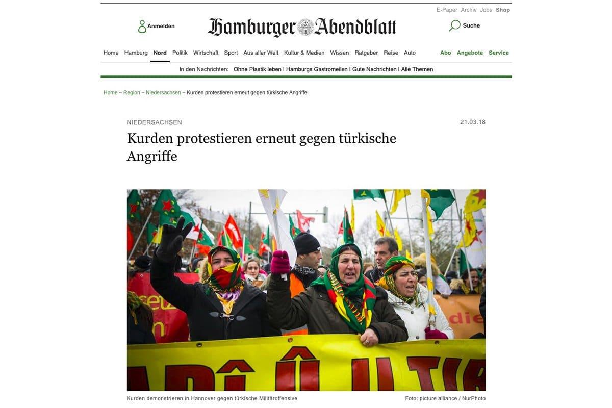 21.03.18 Hamburger Abendblatt