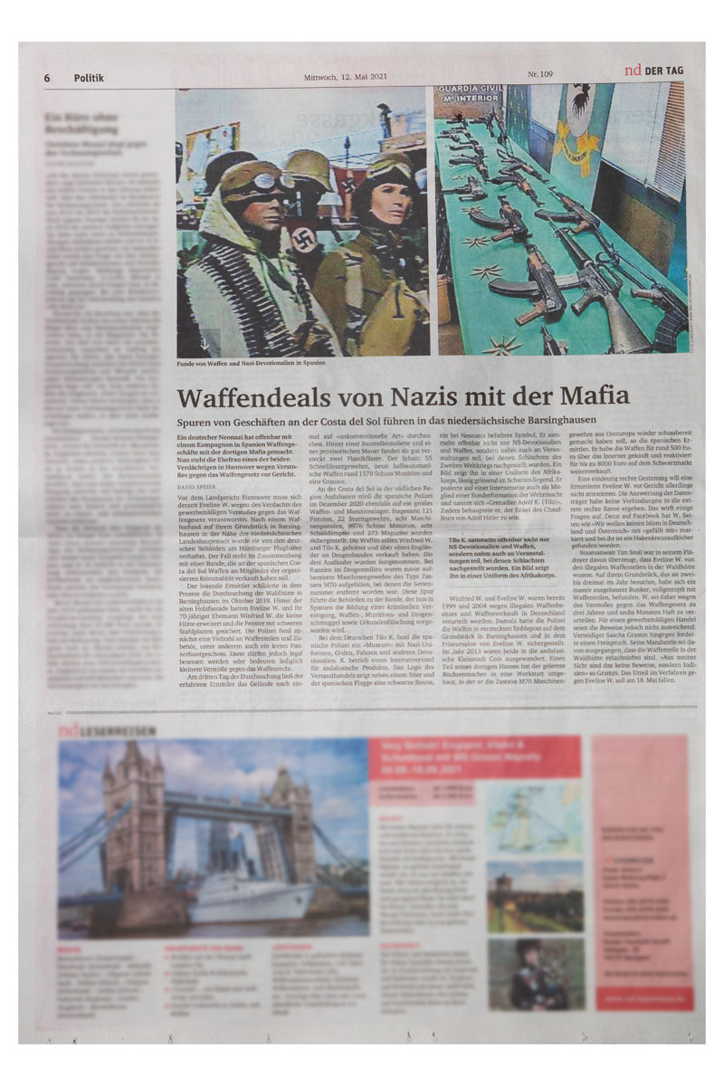 12.05.21 Neues Deutschland